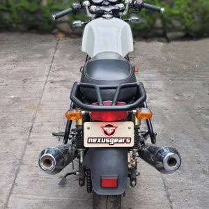 Rear Rack and Saddle Stay For Interceptor650/GT650